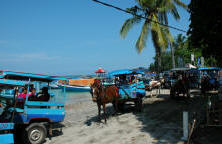 Gili island transportation